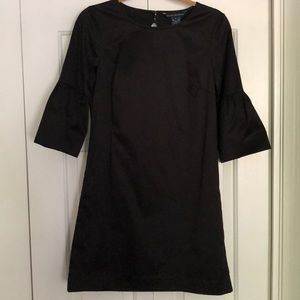 French Connection classic black dress